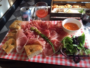 Parma Platter